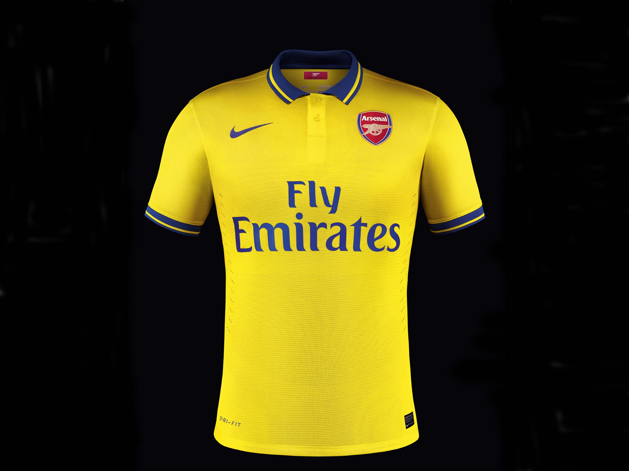 f9182921fce Everton unveil new yellow and blue away strip: The best and worst ...