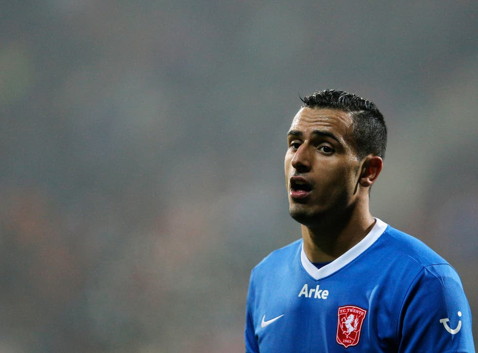Nacer Chadli could be on his way to Tottenham