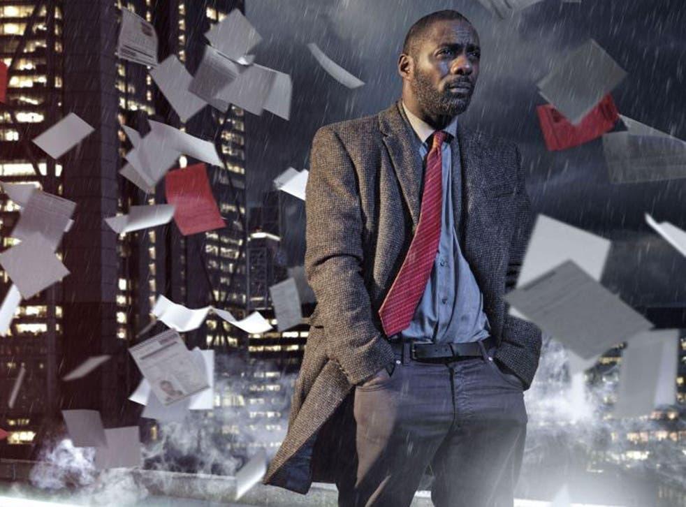 More 'Bill', less 'Prime Suspect': Idris Elba as Luther in the BBC1 crime drama