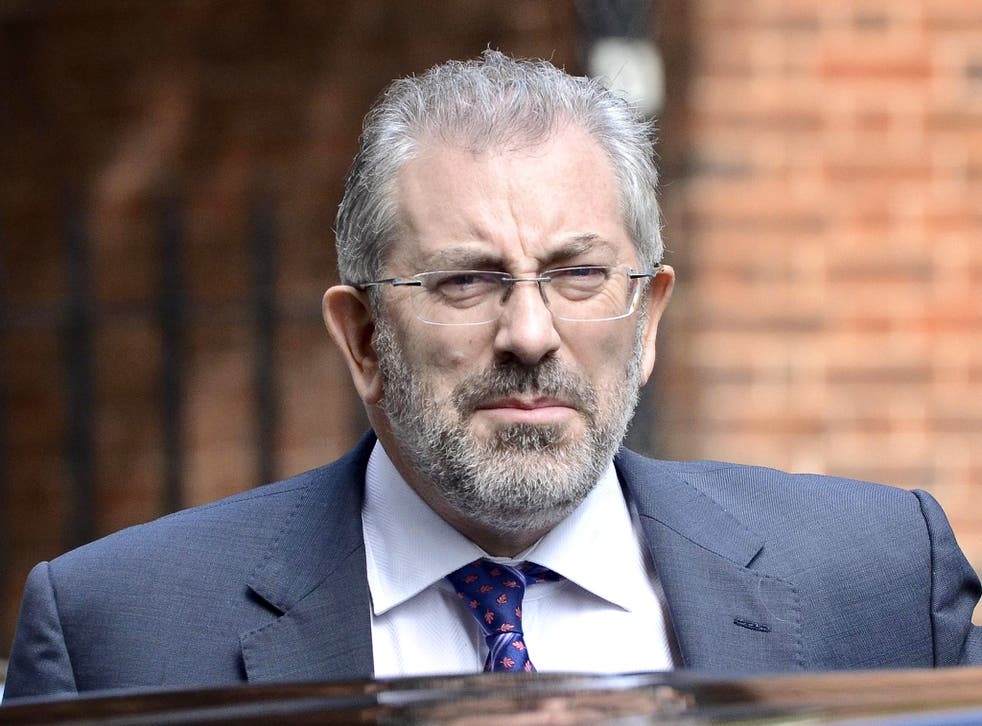 Bob Kerslake: being forced out of his job after less than two years, having 'failed' to implement changes in Whitehall