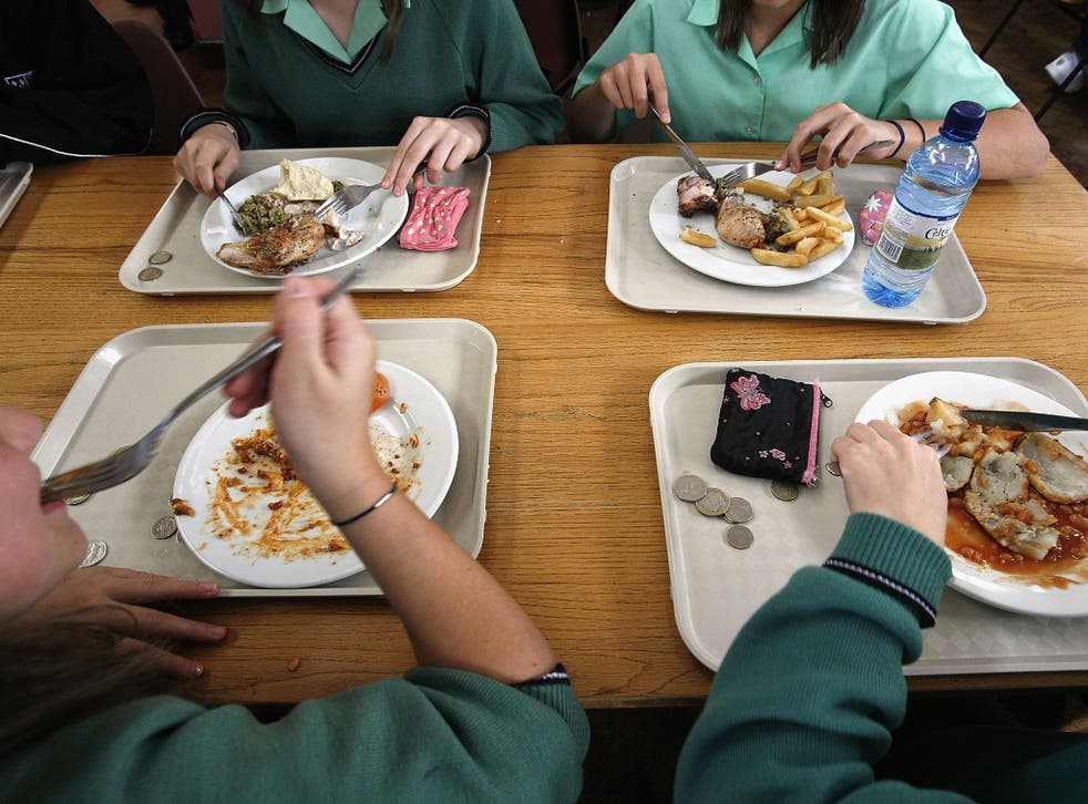 Free school meals are key to some families' budget