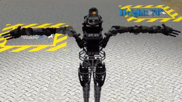 """Designed for a contest organised by the US Defense Department and described as """"one of the most advanced humanoid robots ever built"""", ATLAS is the latest creation from robotics pioneers Boston Dynamics."""