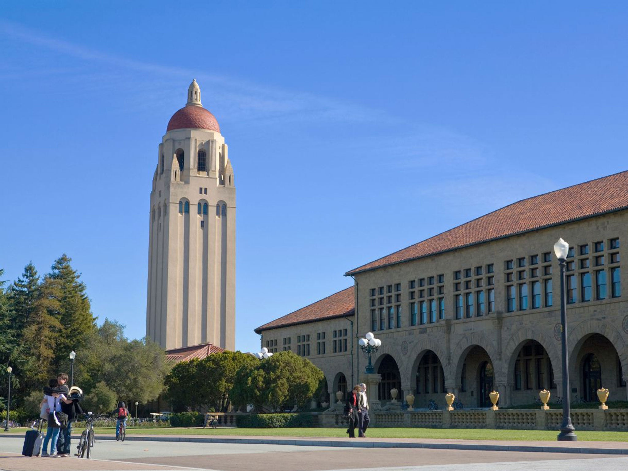 The billionaire factory: Why Stanford University produces so