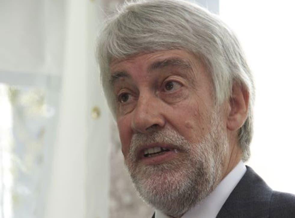 The British Ambassador in Spain, Giles Paxman