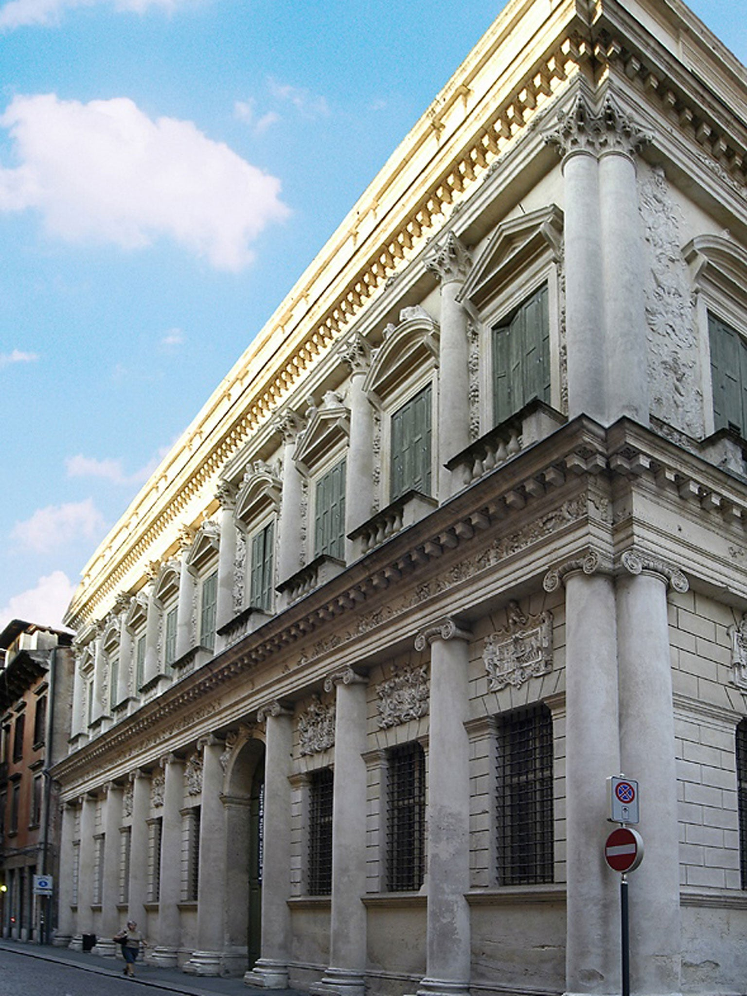 Slice of the city vicenza a trove of architectural treasures slice of the city vicenza a trove of architectural treasures the independent fandeluxe Image collections
