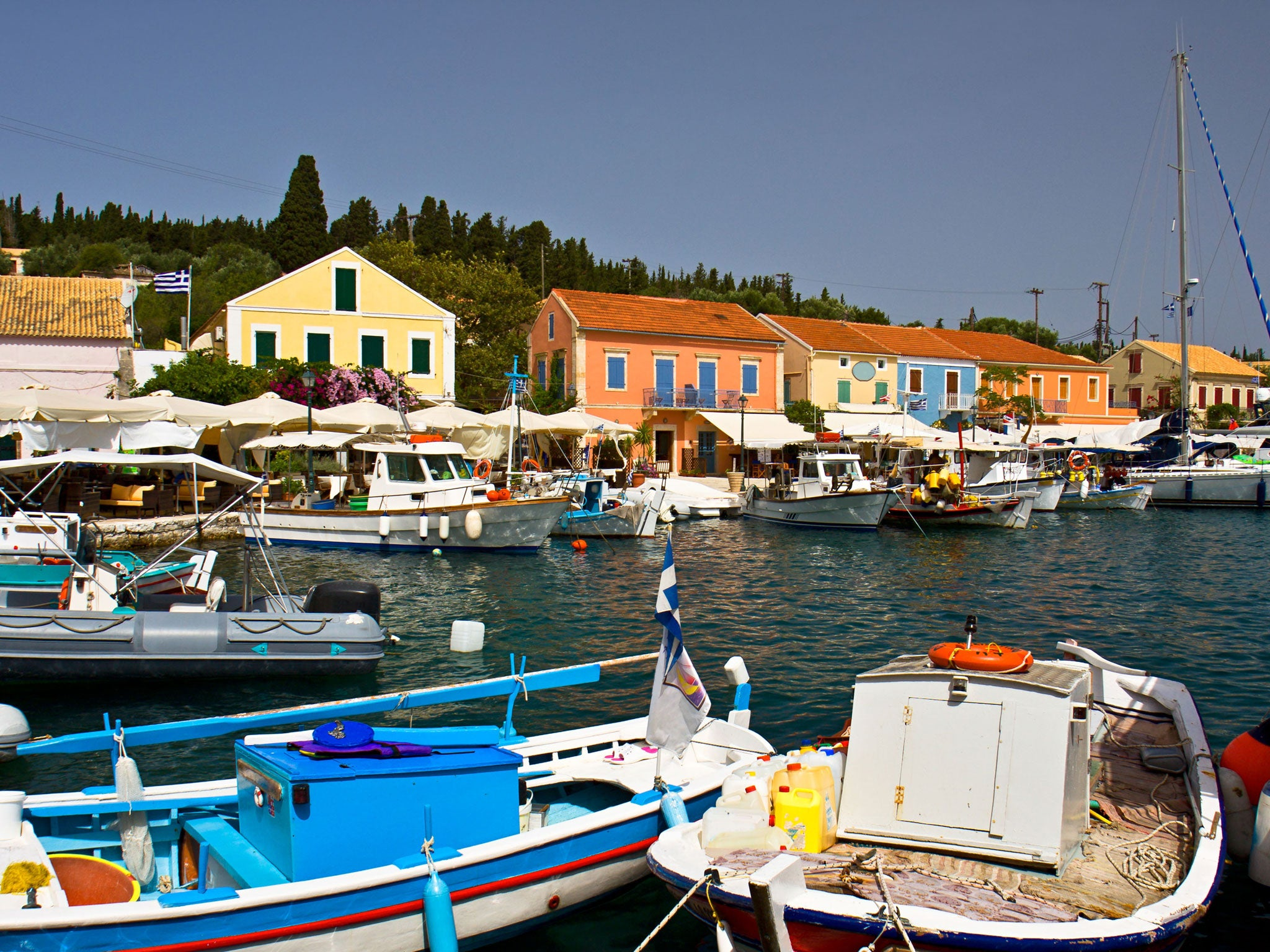 Greece: Homage to Kefalonian cuisine