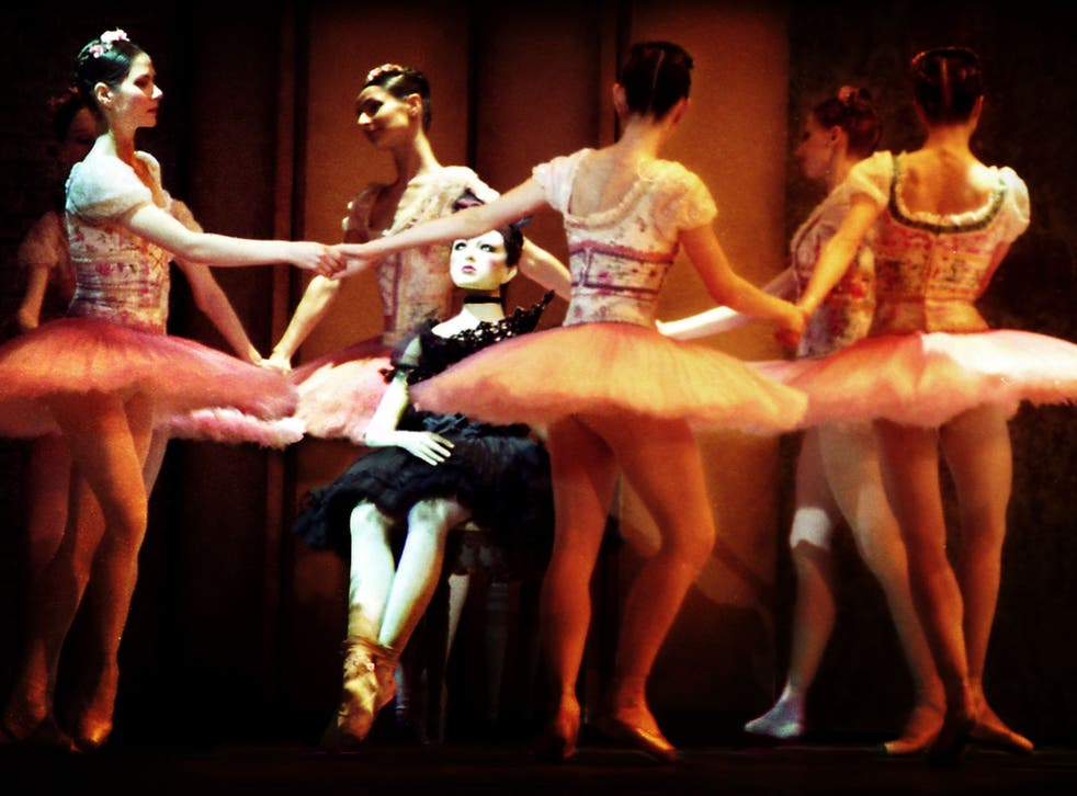 Flawed romance: 'Coppélia' was disappointing but Polunin, with Kristina Shapran, excelled