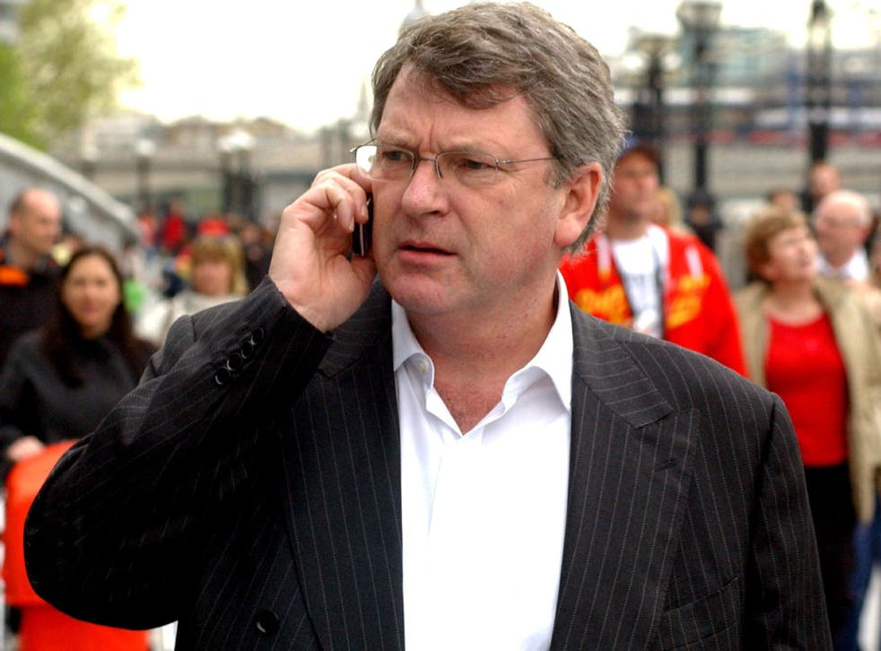 Puff daddy: Lynton Crosby; his firm is adviser to a cigarette-maker