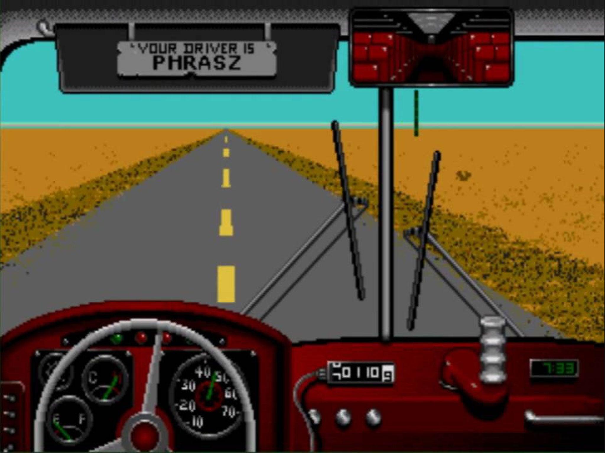 Desert Bus: Drive straight for eight hours – inside the