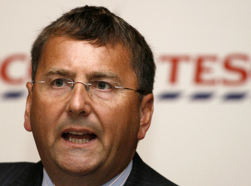 Former chief executive will face no charges over accounting scandal