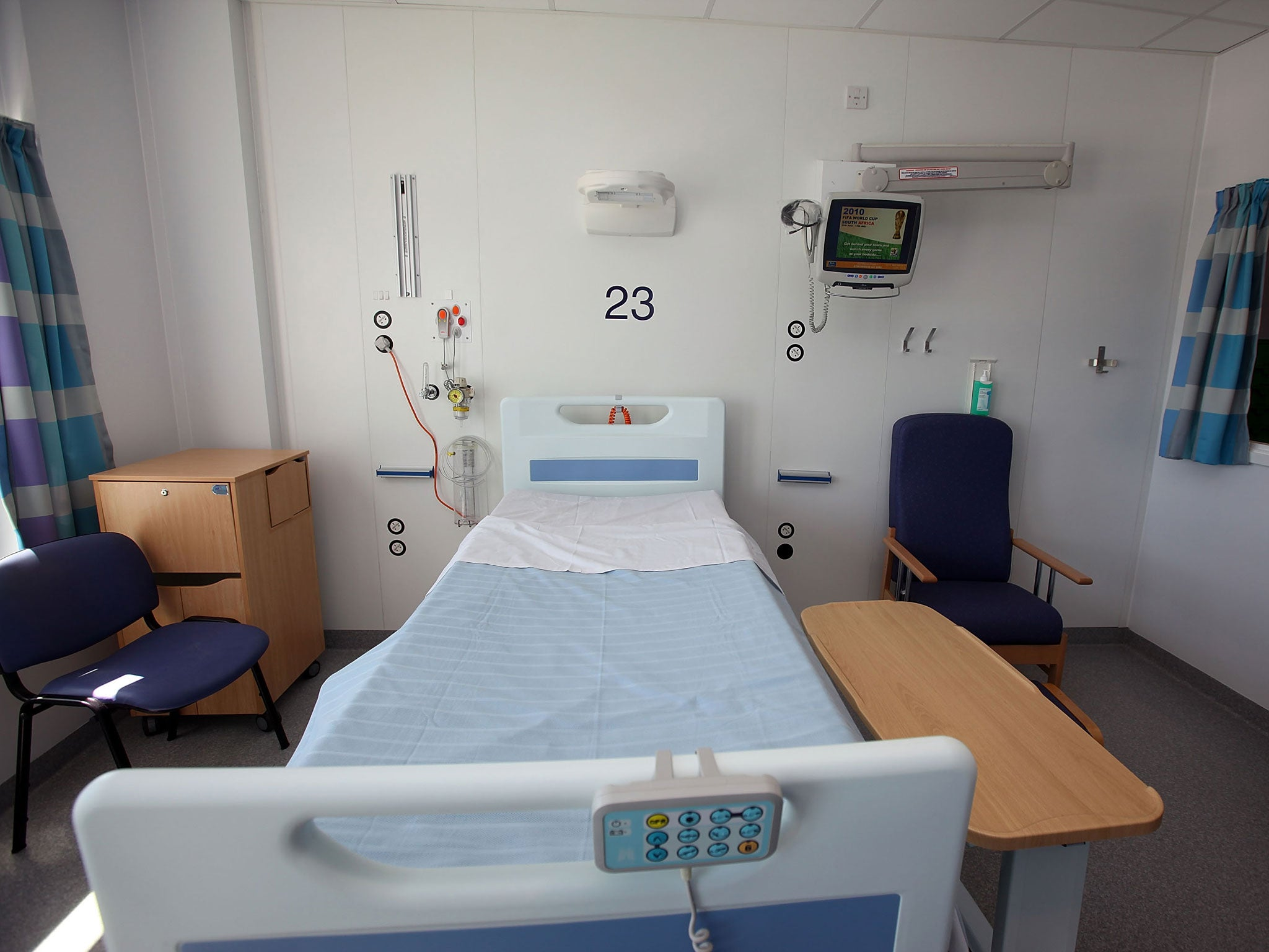 Hospital room pictures from bed view - In Sickness And In Health Where Has My Bed Bound Husband Gone The Independent