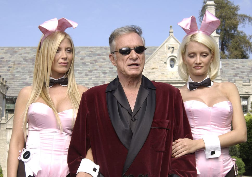 America Book Of Secrets The Playboy Mansion