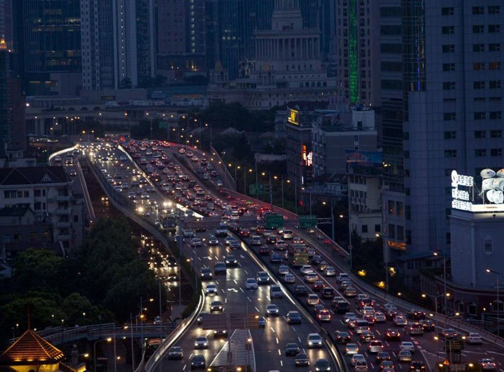 China's Red Dragon economy was on course for its slowest advance in two decades