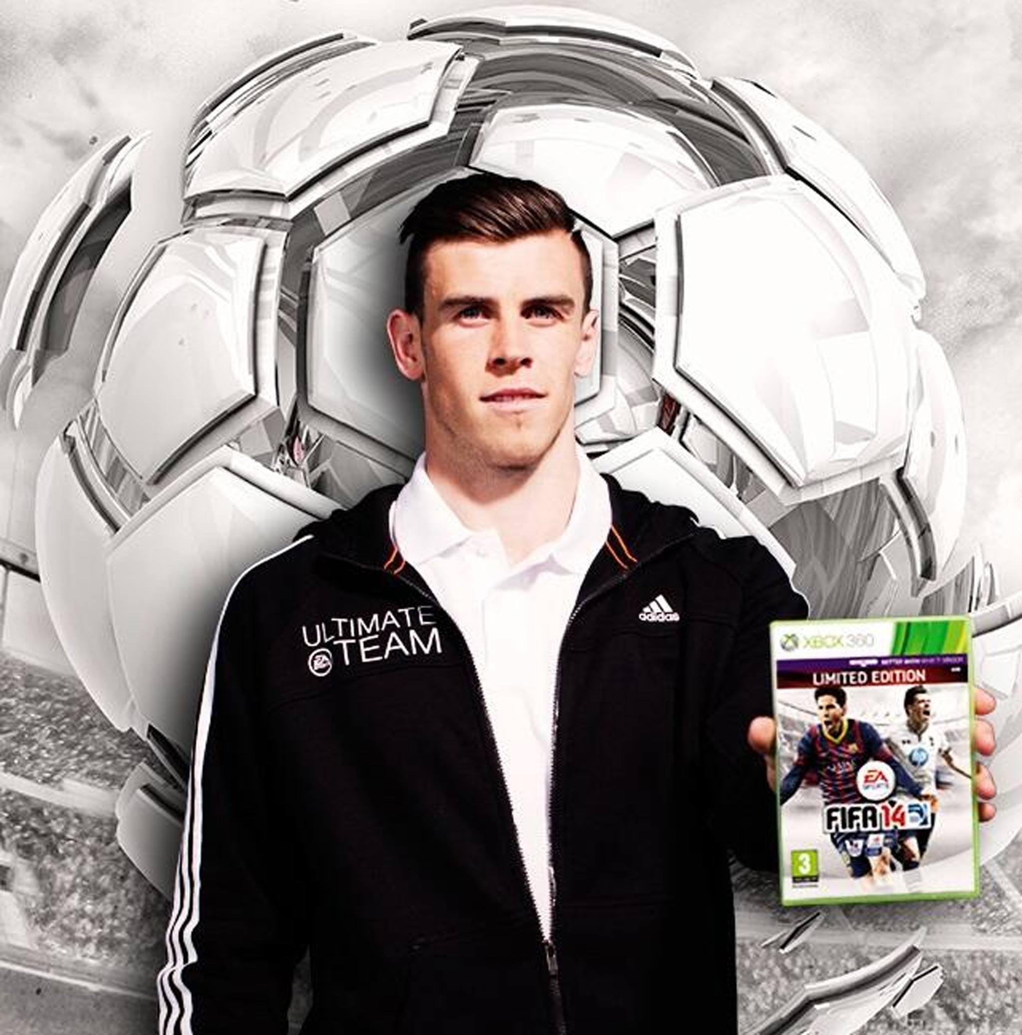 Fifa 14 Hungary Home: Fifa 14: Tottenham Forward Gareth Bale Selected To Appear