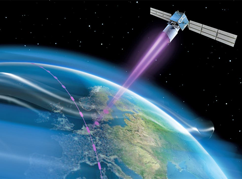 The UK Space Agency, based in Swindon, aims to capture 10 per cent of the space industry