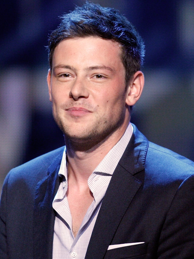 pictures Cory Monteith