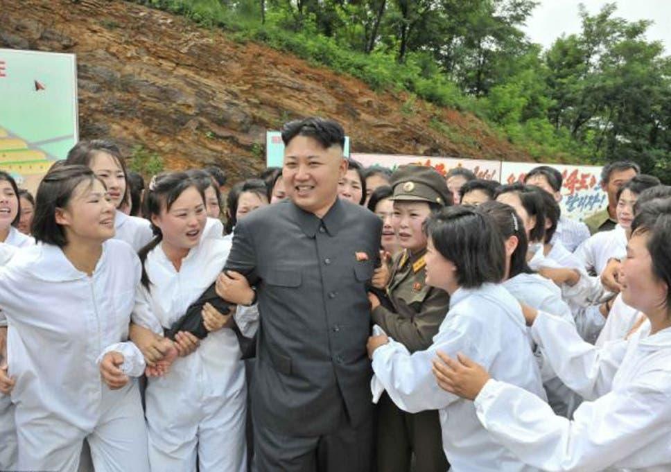 Kim Jong-un reinstates 'pleasure troupe' harem of young