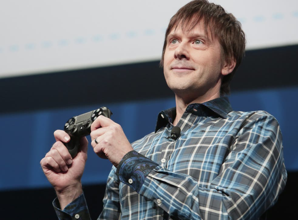 Games master: Mark Cerny called for 'a renaissance of gaming' when he addressed developers recently