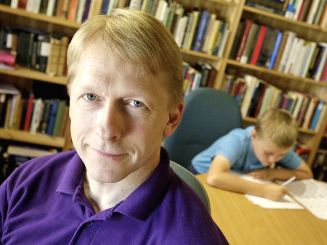 One to one: Alexander Moseley of Classical Foundations tuition service teaches at home