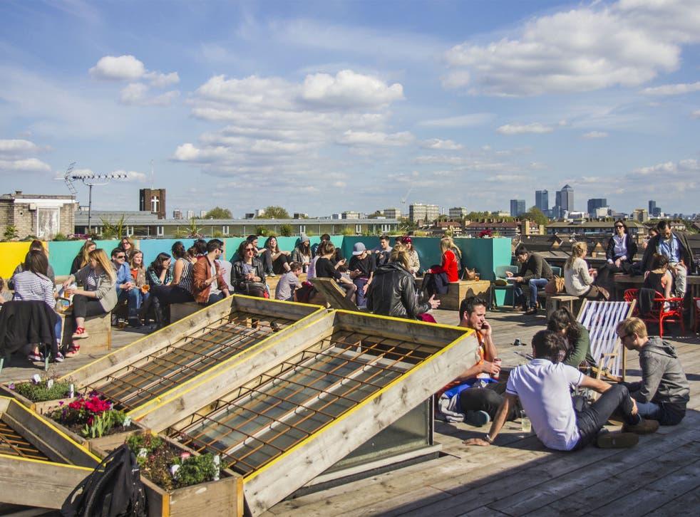 Netil House in London Fields will host Redemption