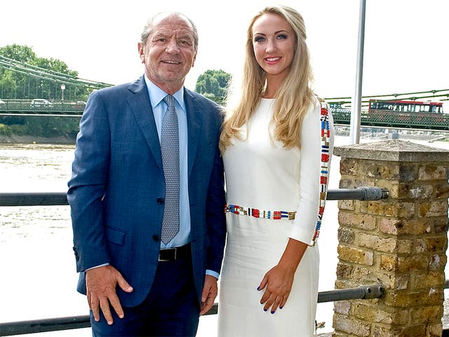 Lord Sugar sided with Leah Totton in the final of The Apprentice