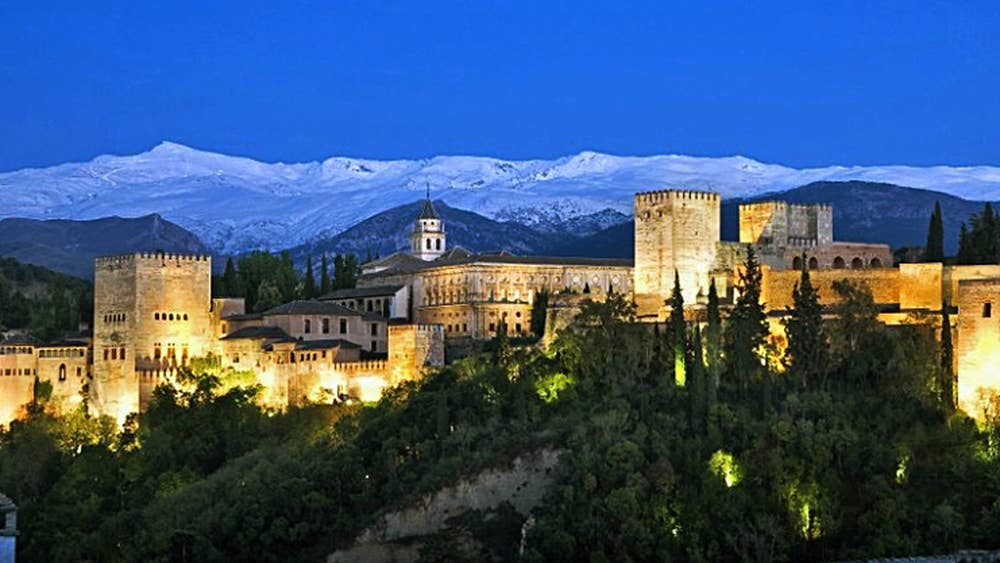 48 Hours In: Granada | The Independent