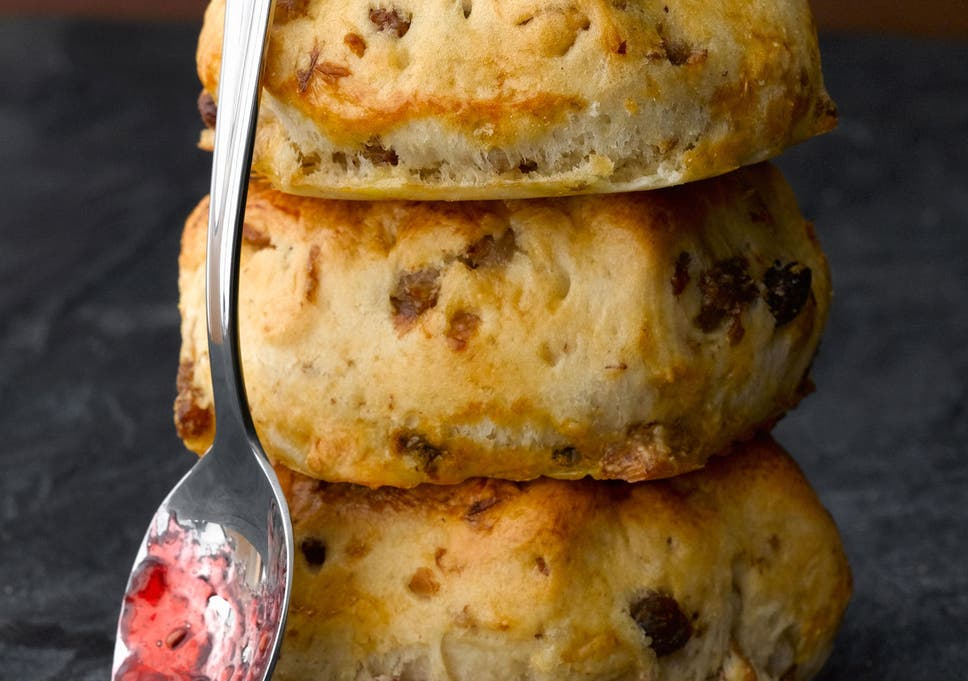The cream of all teas: Get your scones, jam and cream just