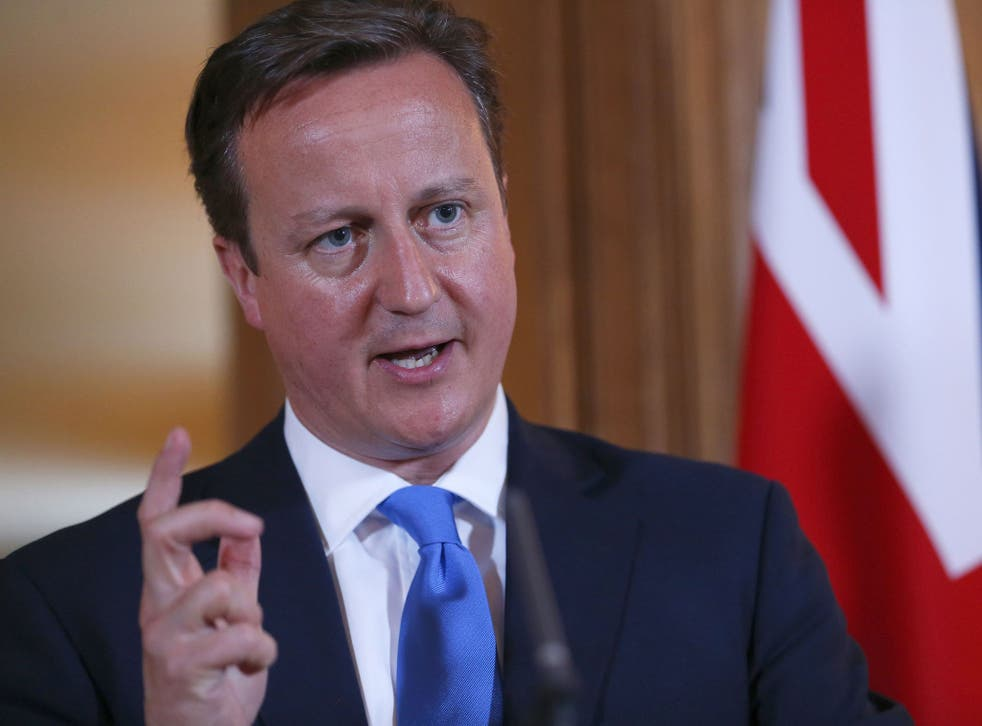 David Cameron has a lot more followers than he has posted on Twitter - but that is not the case for everyone