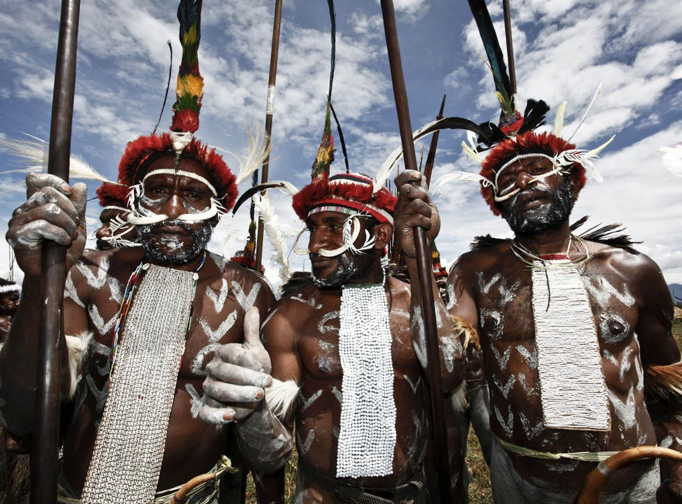 War is an alien concept among tribal societies, new research finds