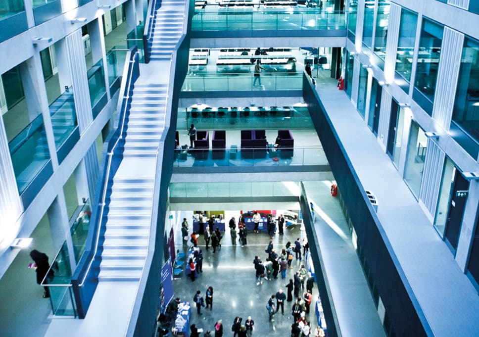 Manchester Metropolitan University The Independent