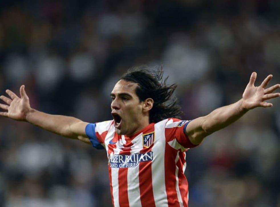 Radamel Falcao, Alvaro  Negredo and Jesus Navas are among the players La Liga has been unable  to hold on to