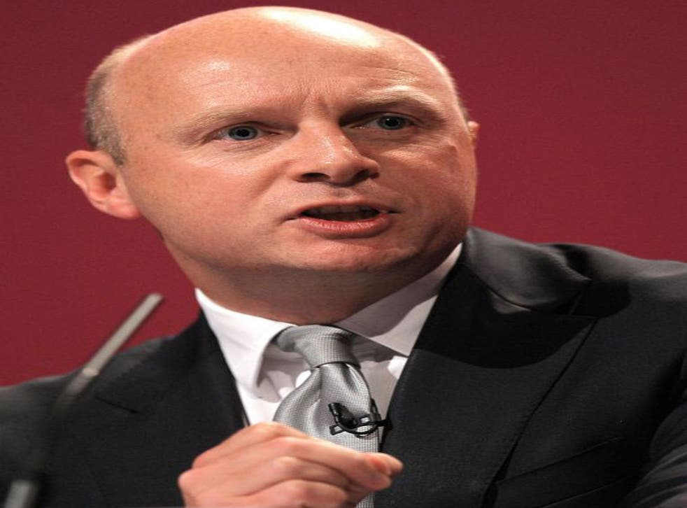 Liam Byrne, the shadow Work and Pensions Secretary, has laid some of the blame at the door of Atos