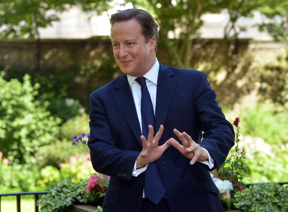 David Cameron announced that possessing pornography that depicts simulated rape is to become a criminal offence in England and Wales as he pledges to make Britain a place where there is a 'sense of right and wrong'