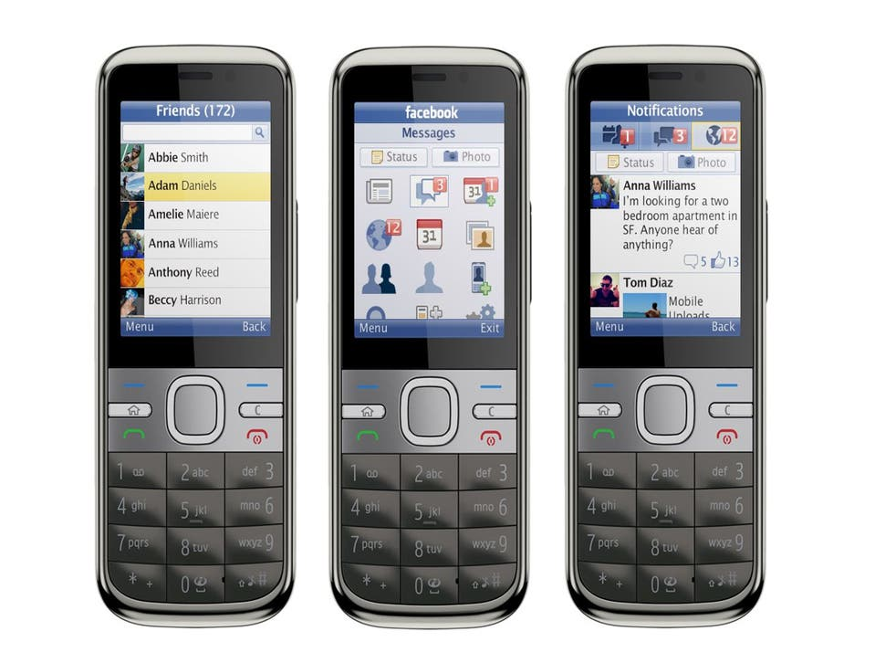 Facebook For Every Phone has been optimised to replicate the smartphone experience on feature phones