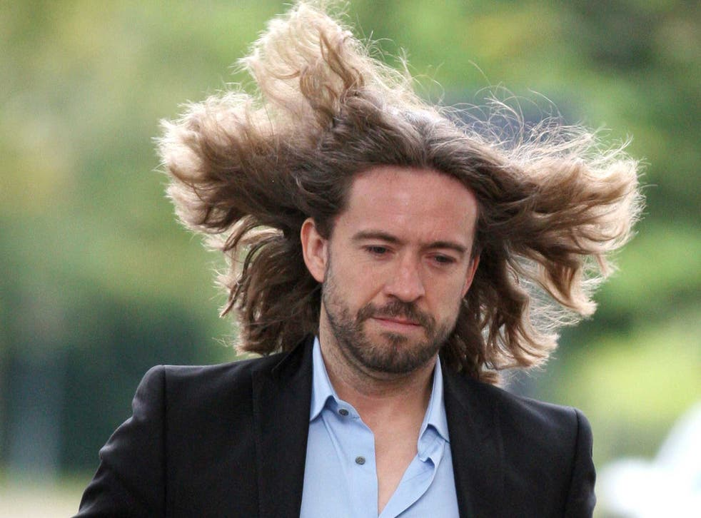 Justin Lee Collins was sentenced to 140 hours community service in October 2012
