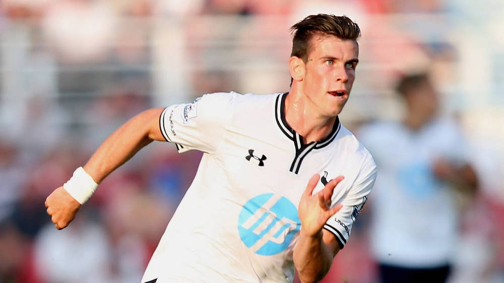ee464ecaef3 Transfer news  Gareth Bale camp want Tottenham to accept €100m bid ...