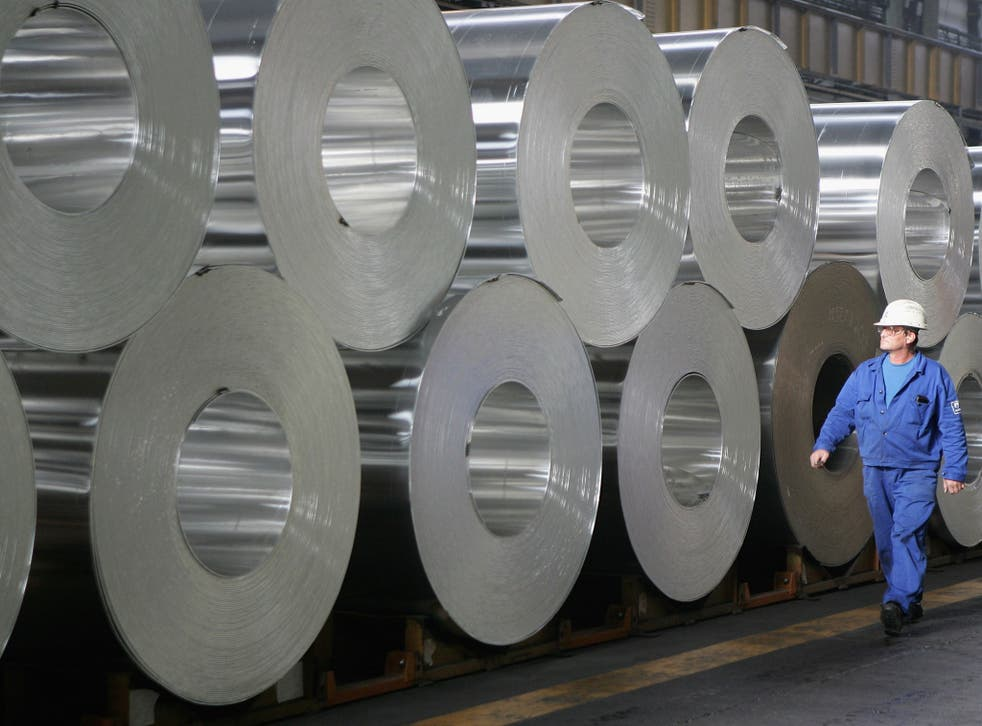 A sharp hike in the price of aluminium can destabilise the world's economy
