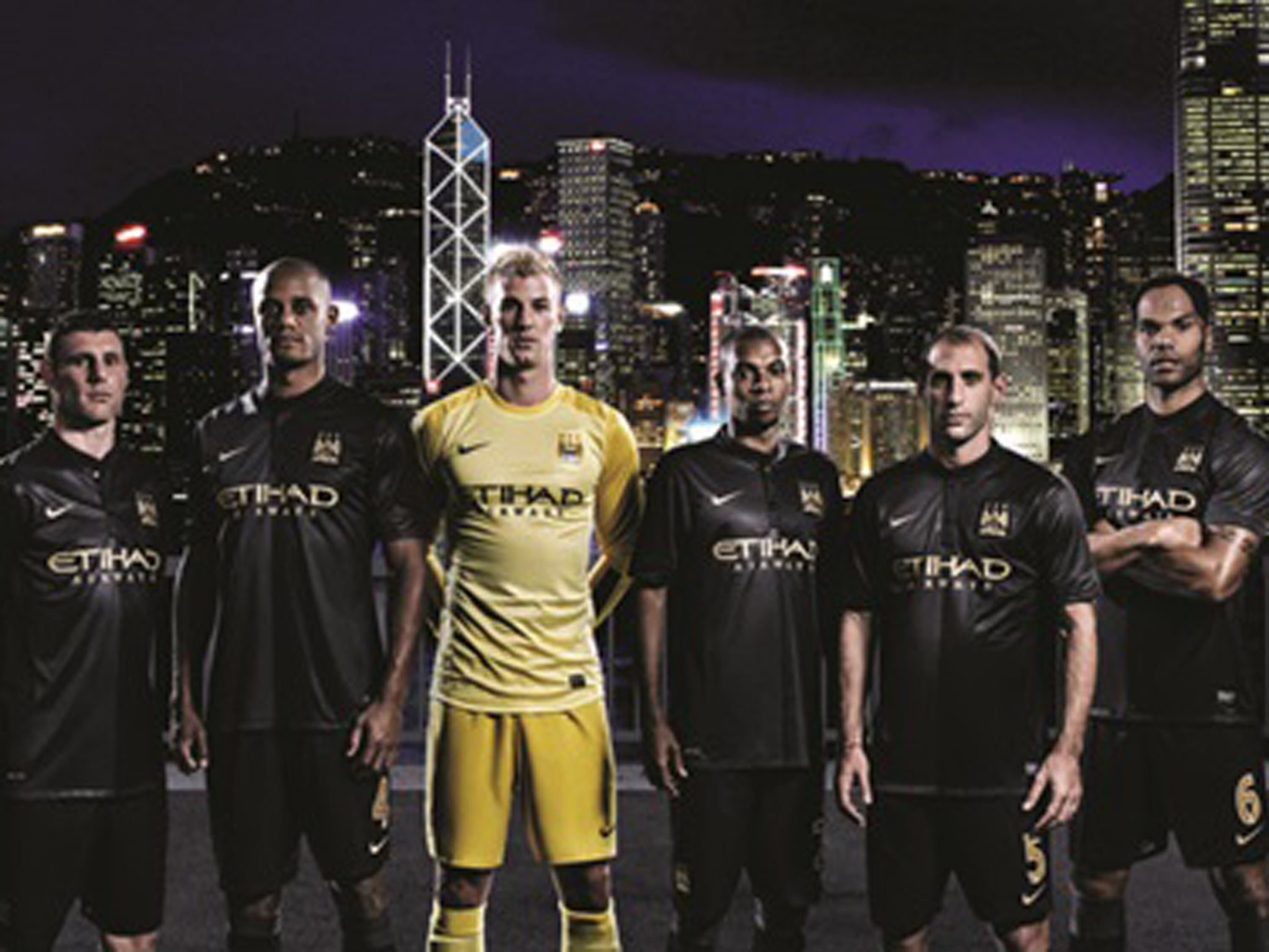 Everton unveil new yellow and blue away strip  The best and worst ... 311e6234b