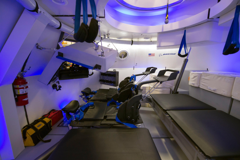 next manned spacecraft interior - photo #3
