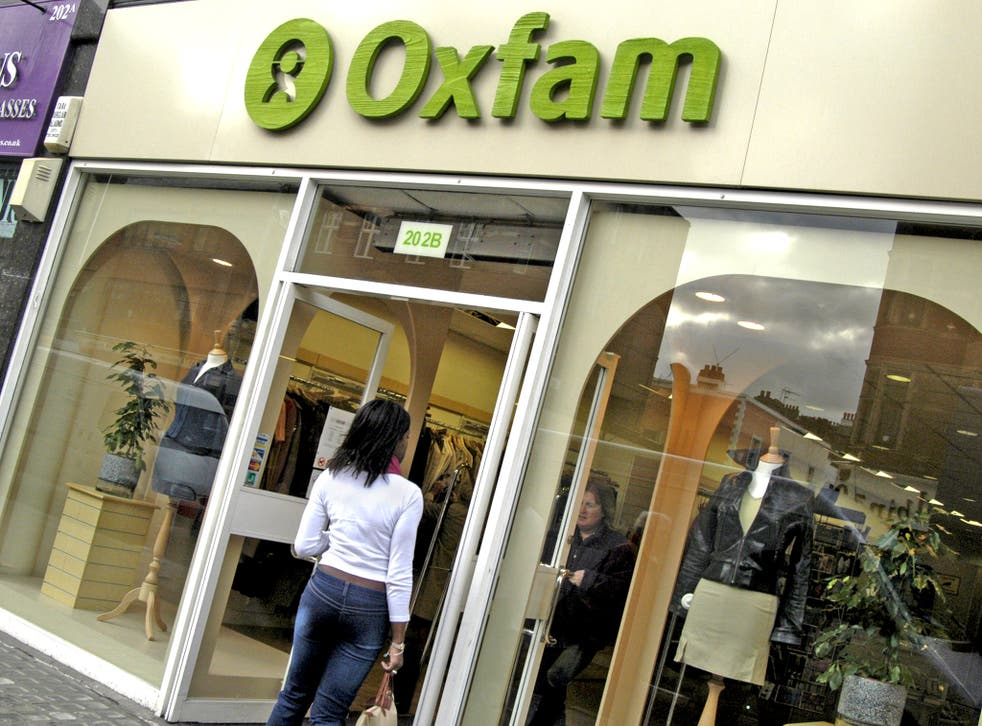 For every £1 donated to Oxfam, 84p goes directly on emergency, development and campaigning work