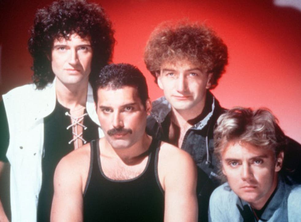 Queen got in trouble with the Musicians' Union in 1984