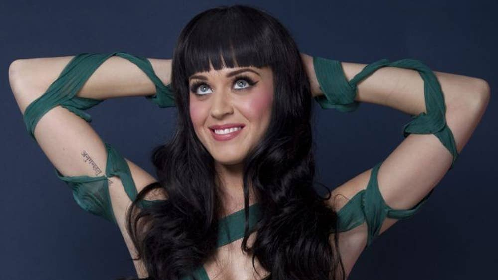 Katy Perry says 'I want to join the Illuminati' | The