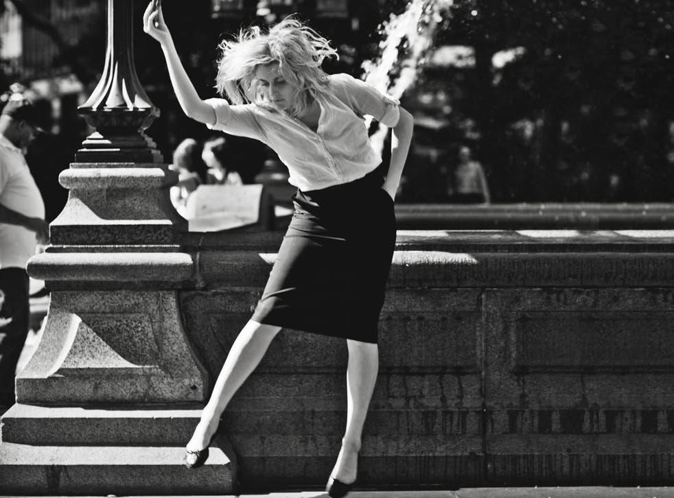Best foot forward:  Greta Gerwig takes centre stage in Noah Baumbach's 'Frances Ha'
