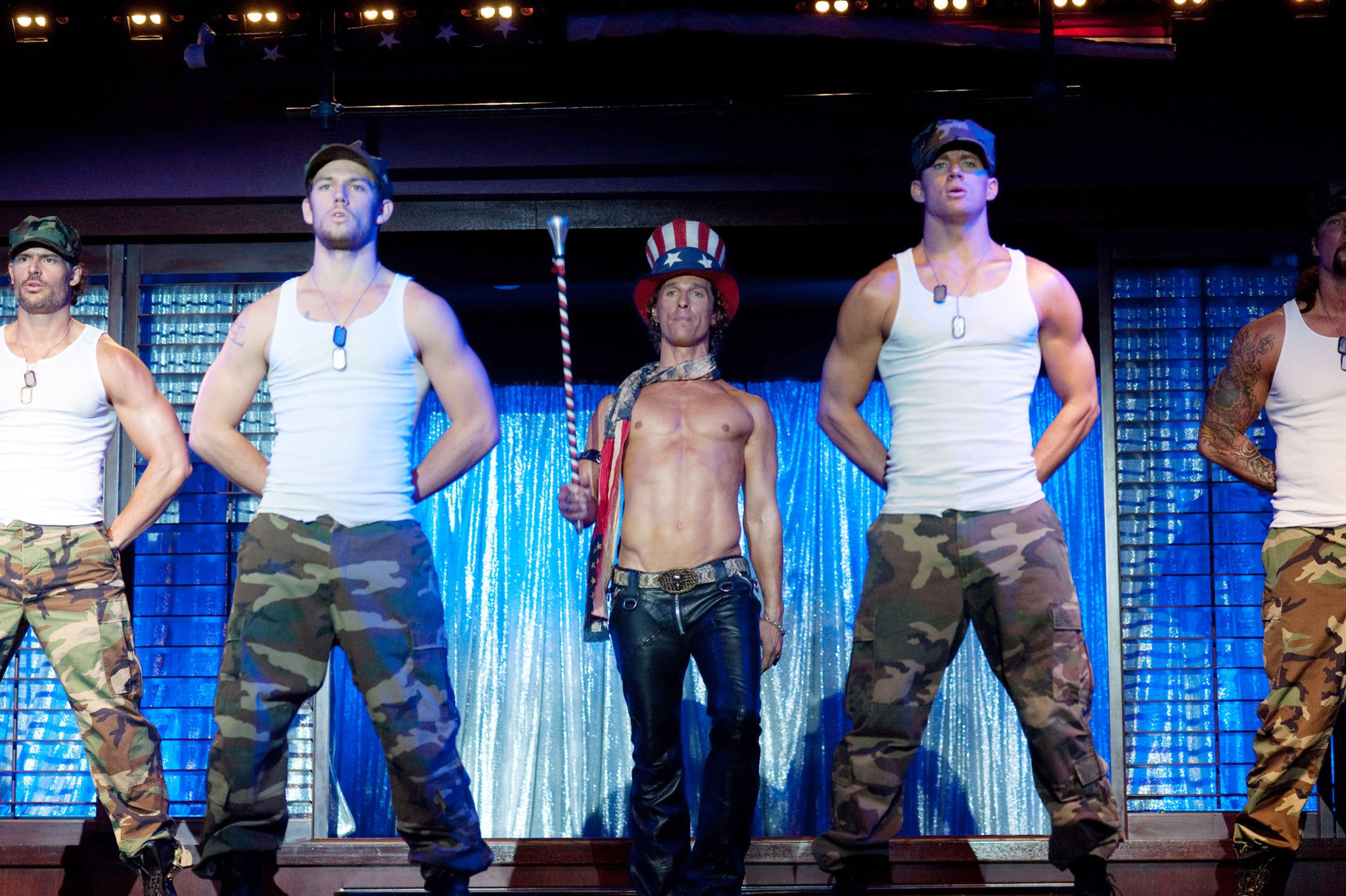 Channing Tatum Says the Magic Mike Musical Is Still a Thing forecast