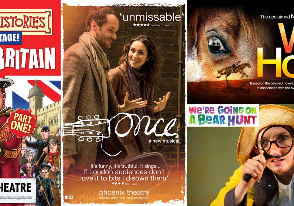 85dc8241b97b Win family tickets to top West End shows with Kids Week 2013
