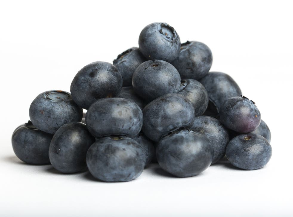 The blueberry has become Britain's fastest-growing fruit