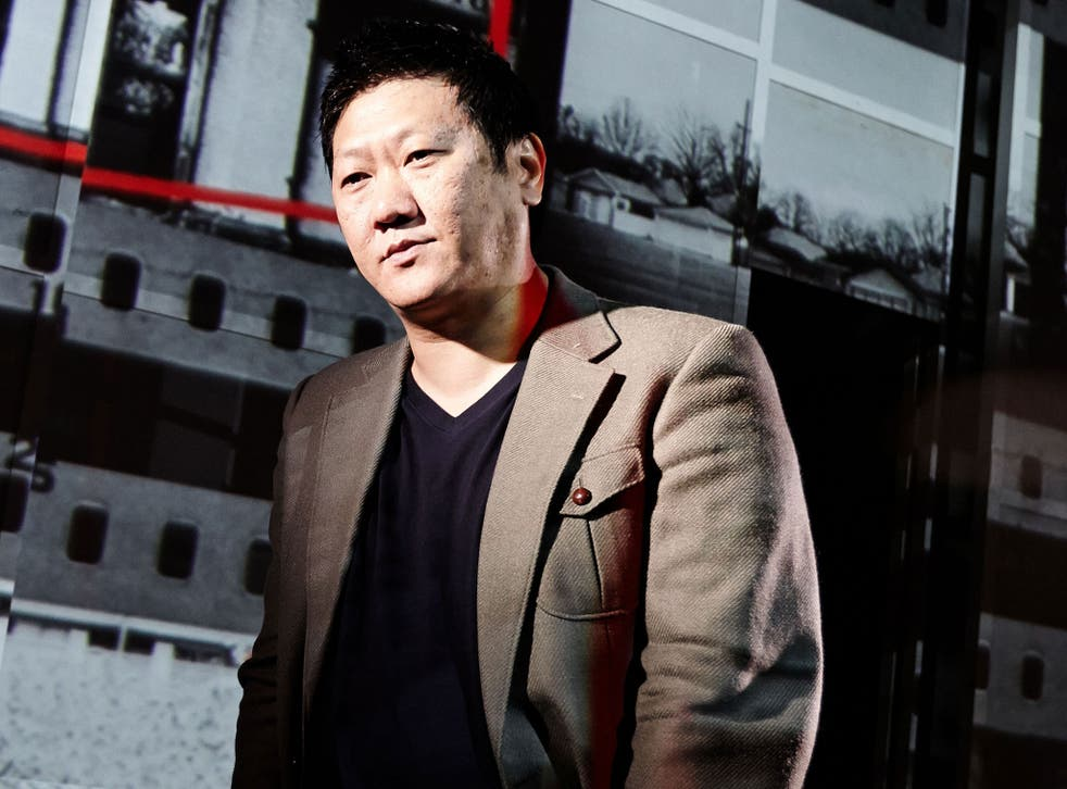 Benedict Wong as Chinese dissident Zhang Lin in Chimercia