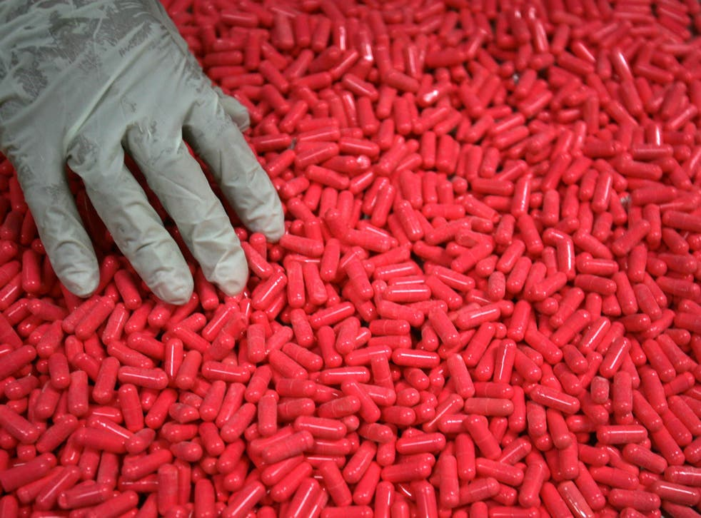 Pharmaceuticals output fell 13.5 per cent in January