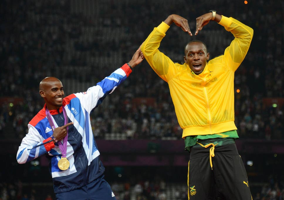 Usain bolt dating reality show star