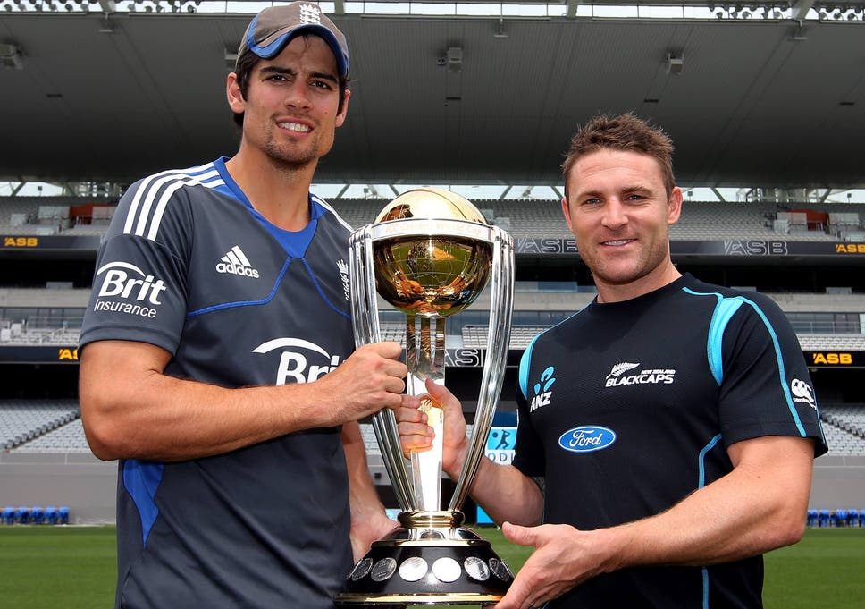 England Drawn Against Hosts Australia For 2015 Cricket World